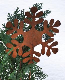 Deko schneeflocken g nstig online kaufen bei yatego for Dekostecker weihnachten