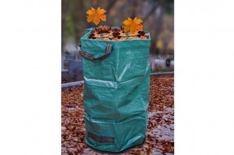 Grüner Jan Gartenabfallsack ca. 272 L Laubsack Rasensack Gartensack max. 50 kg