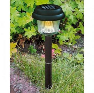LED-Solar-Lampe Gartenleuchte