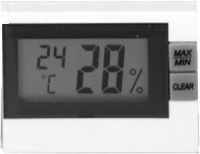 HYGROMETER Elektronisches Thermo-Hygrometer 30.5005 Elektronisch