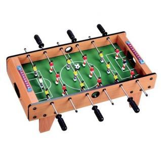 Tisch-Kicker 69x37cm Tischkicker Fußballkicker