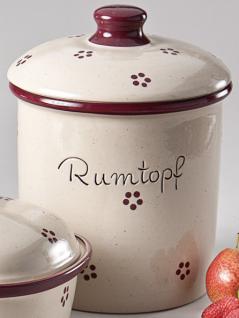 RUMTOPF 5 L Rubin 1751-5, 0 - Vorschau