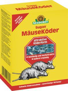 "NEUDORFF Mäuseköder ,, Sugan®"" 757 Sugan MÄusekÖder 90gr"