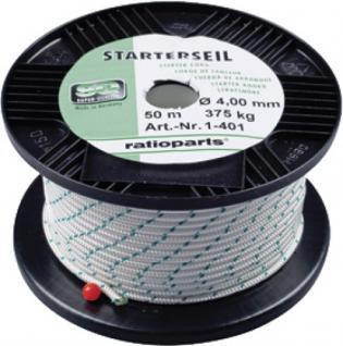 STARTERSEIL 1-401 50 M 4 Mm Ns400/1-401