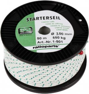 STARTERSEIL 1-301 50 M 3 Mm