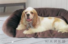 Hundebett 100x65x15cm