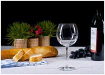 2er Set Cristal d'Arques Paris Weingläser Weinglas Rotwein