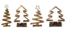 Weihnachts-Dekobaum Seegras Tannenbaum Weihnachtsbaum Christbaum Baum Deko