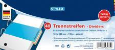 STY Trennstreifen 43235 Sort. 40er