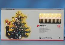 WEIHNACHTSKETTE Lichterkette 15tlg Innen963153000