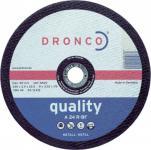 Dronco TRENNSCHEIBE Trennscheiben für Metall 180x2, 5