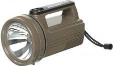 """Ampercell TASCHENLAMPE Handscheinwerfer ,, SK0029"""" 00990 Zu 6 Volt Block"""