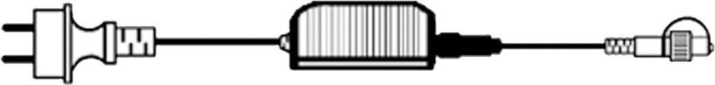 START-TRANSF20, 4 Startkabel Led System24 490-00