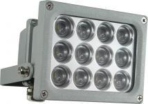 LED-STRAHLER 011221 12w Silber