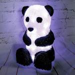 "LED-Dekofigur "" Panda"" Leuchtfigur Dekoration Beleuchtung Leuchtdeko Licht Acryl"
