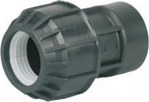 PVC-PE Verschraubungen 35501-E Verschraubung Ig 1/2 35501e