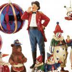 FIGUR Zirkusdirektor Zirkus- Direktor 30cm