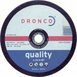 Dronco TRENNSCHEIBE Trennscheiben für Metall 125x2, 5