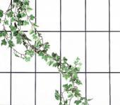 Blumenspalier aus Metall 150x75cm Rankgitter Rankhilfe Rosengitter Pflanzgitter
