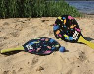 BEACHBALL-SET Beachballset 50825 38 X 23, 5cm