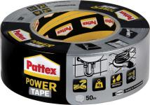 """PATTEX-POWER-TAPE Klebeband ,, Power Tape"""" PT5SW Silber 50/50"""
