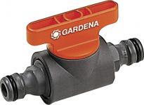 Gardena Kupplung mit Regulierventil 0976-50 Kupplg M.reg-vent.1/2 976-50