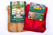 Jutesack div Farben Pflanzenschutz Winterschutz