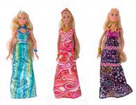 Simba Steffi Love Supermodel Maxidress versch. Designs Puppe Ankleidepuppe Kleid