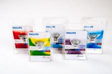 Philips Deko LED Twist GU10 versch, Farben Einbauspot Einbauleuchte Einbaulampe