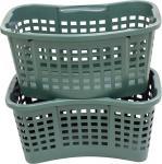 DREHSTAPELBEHAELTER Drehstapelbehälter 35 Liter Gruen