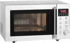 EXQUISIT Mikrowelle MW ED 8323.3S Heißluft Mikro Heissl