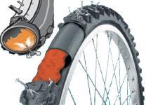 SCHLAUCH Fahrradschlauch 45231 Selbstrep. 27/28