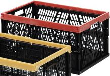 "KLAPP-BOX Klappbox ,, Profi"" 800 021 Profi Sort. 45l"