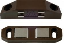 MAGNETSCHNAEPPER Qualitätsmagnetschnäpper 0350150 Braun Ls-6