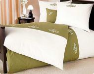 Bettbezug Bettwäsche Wäsche Set Wendebettwäsche mit Reißverschluss 135x200cm