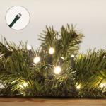 LED Lichterkette 10 Lichter Weihnachtsdeko Beleuchtung Licht Lichternetz Leuchte