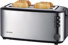 Severin SEV Langschlitztoaster AT2509 Toaster 4scheiben
