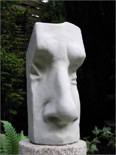 Osterinsel Maske klein für Garten & Terrasse