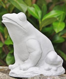 Frosch, aus Steinguss Frösche, frog Lurch Lurche