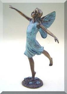 Bronzefiguren Tanzende Fee, Figur aus Bronze