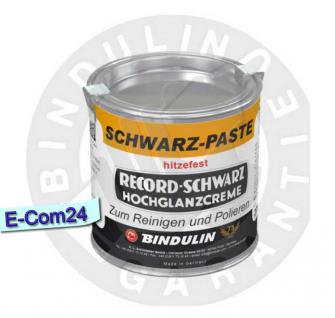 Schwarzpaste 200 ml Dose Farbe: schwarz - Vorschau
