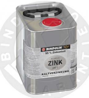 Flüssig Zink 2, 5 Liter
