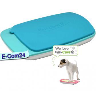 PawCare® Medium Container inkl. 185 Gramm in blau (Pfotenpflege) Paw Care