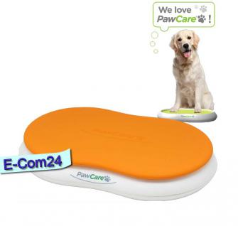 PawCare® Groß Bone Shape inkl. 380 Gramm in orange (Pfotenpflege) Paw Care