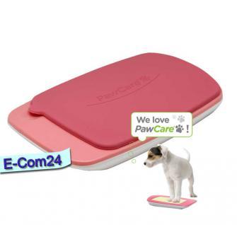 PawCare® Medium Container inkl. 185 Gramm in rosa (Pfotenpflege) Paw Care