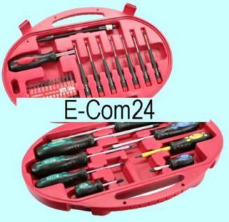 Werkzeugset für Computer und Elektronik, 42-tlg. - Vorschau