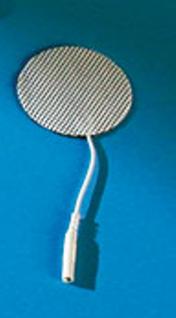 Carbon Elektroden rund