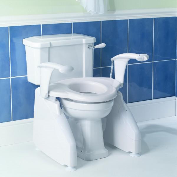 aufstehhilfe toilette kaufen bei cliniccare gmbh. Black Bedroom Furniture Sets. Home Design Ideas