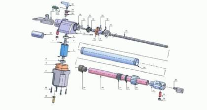 Drehtorantrieb Aster 400, für 2-flg. Tore bis 3 m - Vorschau 2