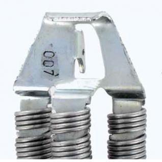Torzugfeder für Schwingtore Federpaket Größe 007